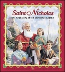 saint nicholas story christmas legend