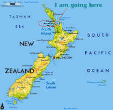 Super Mapas de Auckland - Nova Zelândia | MapasBlog @JI57