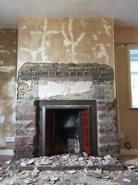 Fireplace Thesaurus Incubator More Renovating A Victorian Gamekeeper U0027s Lodge
