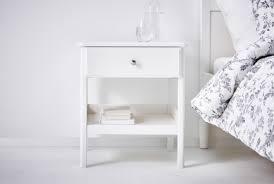 ikea white bedside table bedside tables white black wooden allsorts ikea australia