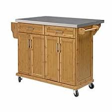 kitchen island cart big lots bamboo stainless steel top kitchen cart at big lots we already