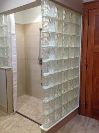 glass block designs for bathrooms showers shower glass blocks bathroom design traditional bathroom