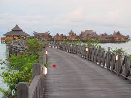 mabul water bungalows borneo packages