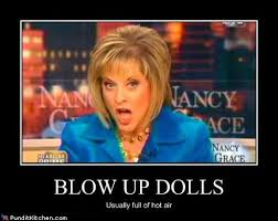Blow Up Doll Meme - nancy grace the blow up doll things i find funny pinterest