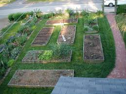 outdoor and patio raised small backyard vegetable garden ideas in