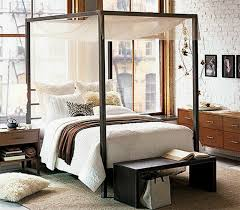 Black Canopy Bed Modern Canopy Bed Robinsuites Co