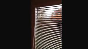 perfect fit door blinds youtube