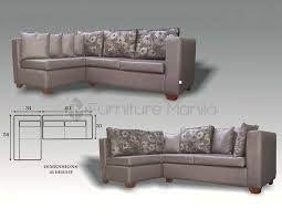 cool sectional sofas appealing sectional sofas home office furniture philippines in l
