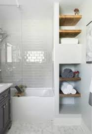 Tiling A Bathroom Floor by Love The Shower Tile U2014 Large So Less Grout To Clean Bathrooms