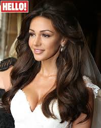 wedding hair keegan s wedding hair how to get the look