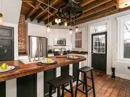solid wood kitchen island 23 reclaimed wood kitchen islands pictures wood slab wood