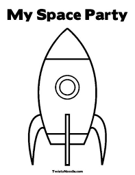 61 themes space rocket party images space