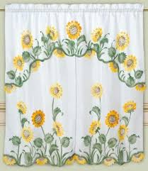 Kitchen Curtain Design 130 Best Sunflower Curtain Images On Pinterest Sunflowers