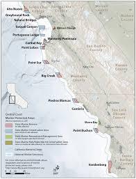 Big Sur Map Map Of Central California Coast California Map Travel File