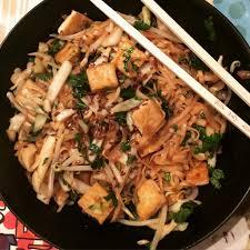 cuisiner tofu poele pad au tofu et légumes croquants 1 2 3 veggie