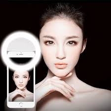 lights when phone rings selfie make up light shopping pinterest lights phone and products