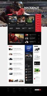 wordpress layout how to game top gaming wordpress theme 2015 gavickpro