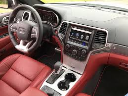 jeep red interior what color combo did you order jeep trackhawk forum