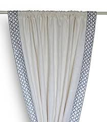 Ivory Linen Curtains Beaute Handcrafted Linen Curtain Drape Grey