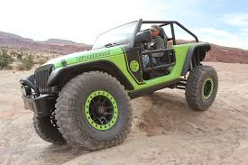 jeep crate jeep trailcat roars at moab ejs 2016 day 3 exclusive photos
