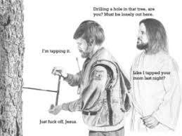 Fuck Off Jesus Memes - fuck off meme fuck off jesus meme funny fuck off images