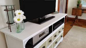 dresser to tv stand a fabulous restore hometalk