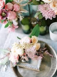 romantic spring boudoir abounding with seasonal blooms chic