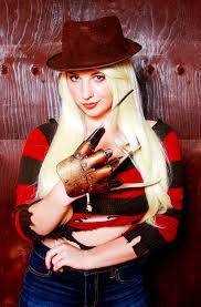 Freddy Krueger Halloween Costume Freddy Krueger Cosplay
