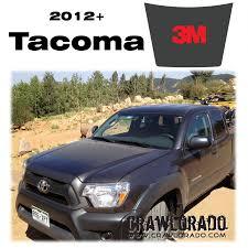 ww toyota tacoma 2012 hood blackout
