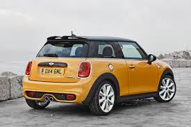 mini cooper modified 2015 mini cooper hardtop unveiled wemotor com