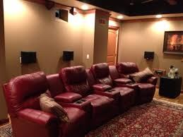 Lane Leather Recliner Chairs Furniture U0026 Sofa Enjoy Your Holiday With Costco Home Theater