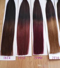 micro weave hair extensions miracle 18 20 1g s 100g 1bt33 micro nano ring hair ombre two tone
