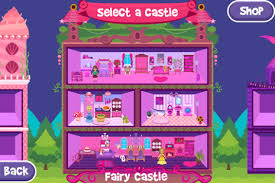Princess Trainer Game - my princess castle doll and home decoration game android apps