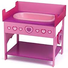 Dolls Changing Table Dolls World Bath And Changing Table Co Uk Toys