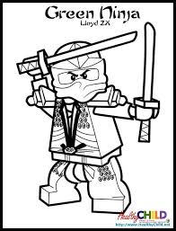 lego ninjago coloring pages to print lloyd zx lego ninjago coloring pages