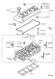 toyota corollaae100 aehdk tool engine fuel cylinder head