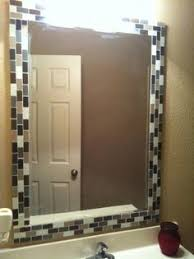 Stunning Decorating Bathroom Mirrors Images Decorating Interior - Plain bathroom mirrors
