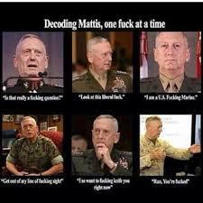 Badass Memes - badass memes general mattis google search funny pinterest memes
