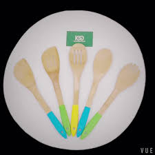 Kitchen Utensils Names by Eco Friendly Silicone Disposable Wooden Spoon In Bulk Bamboo