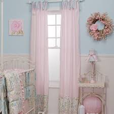 Pink And White Curtains For Nursery Pink And White Curtains For Nursery Thenurseries