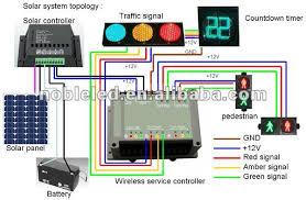 aliexpress buy solar wireless traffic light controller from