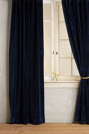 Blue Bedroom Decorating Back 2 Home by How To Embellish Plain Curtains Modern Curtain Ideas Embellishment