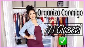 organiza conmigo mi closet ideas para aprove with loop