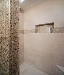 bathroom tile shower niche seat recessed loversiq