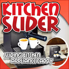 Kitchen Collectables Store by Sliding Kitchen Caddy Pull Out Shelves As Seen On Tv Store