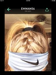 how to style hair for track and field best 25 track hairstyles ideas on pinterest fascinator