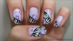 50 best music nail art design ideas