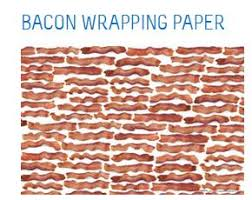 bacon wrapping paper free bacon gift wrapping paper