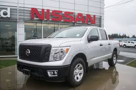 nissan canada tire warranty 2017 nissan titan for sale in campbell river british columbia