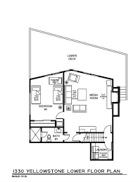 Bca Floor Plan Panoramic Lake View From All Levels Room F Vrbo